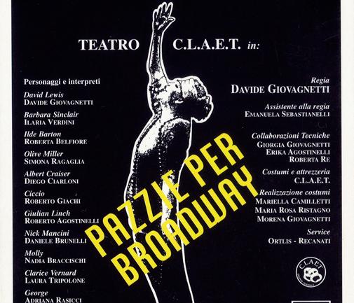Pazzie per Broadway