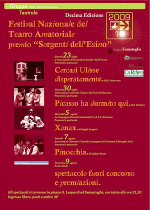 Manifesto del Festival