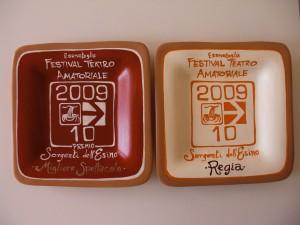 """Premio miglior spettacolo e miglior regia al """"Sorgenti dell'esino 2009"""""""