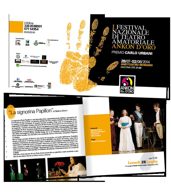 Dove acquistare abbonamenti e biglietti per il Festival Ankon d'Oro – Premio Carlo Urbani?