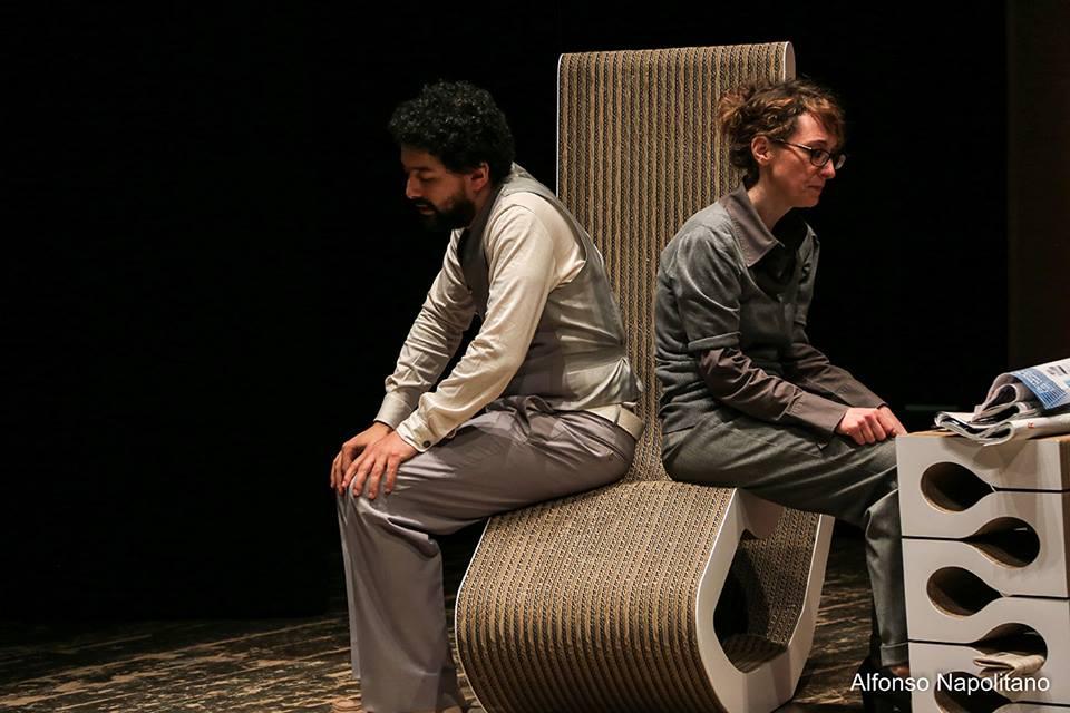 Commenti del pubblico di Tuglie allo spettacolo Oh Dio mio! di Anat Gov