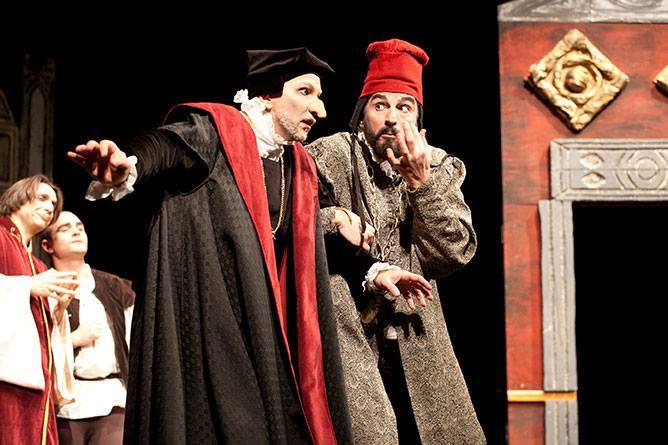 """Conosciamo meglio i finalisti dell'Ankon d'Oro 2015: la Compagnia """"I Teatranti di Fabio Cicaloni"""" di Grosseto"""
