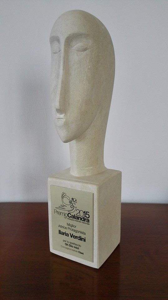 Premio miglior interprete alla X Edizione premio Calandra (Le) (Oh Dio mio!)