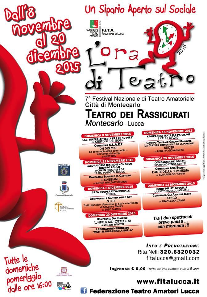 Commenti del pubblico di Montecarlo di Lucca