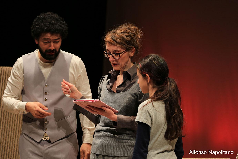 """""""Oh Dio mio!"""" di Anat Gov ad Umbertide (PG): commenti del pubblico"""